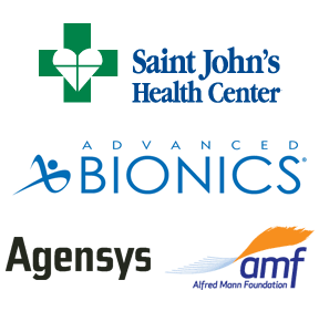 Saint John's Health Center, Advanced Bionics, Agensys, Alfred Mann Foundation