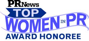 27501 PRN Top Women Honoree Logo