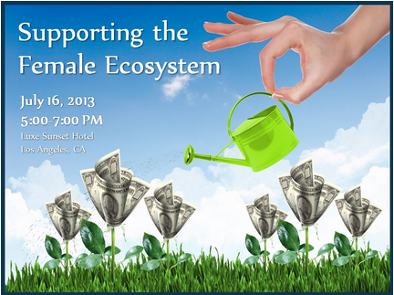 Supporting the Female Ecosystem